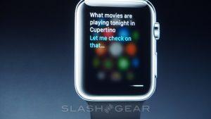 Montre intelligente et connectée Siri