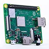 Raspberry Plaque Base PI 3modèle A +, Cortex A 1.4GHz, WiFi 5GHz (11811853)