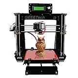 GEEEETECH Imprimante 3D Kit Pro B Prusa I3 Acrylique 3D Printer Kit