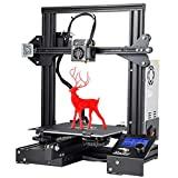 Boutique Officielle Creality Ender 3 Imprimante 3D Haute Précision avec Grande Surface d'impression 220 * 220 * 250mm