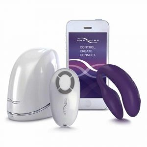 Sextoy connecté We Vibe 4 Plus