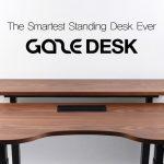 Gaze Desk : le bureau connecté