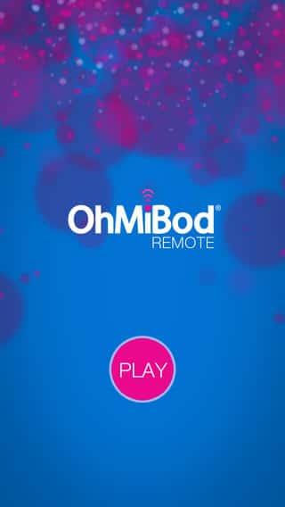 Ohmibod connexion à distance