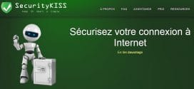 Security Kiss, le VPN gratuit en test chez Gadgeek !