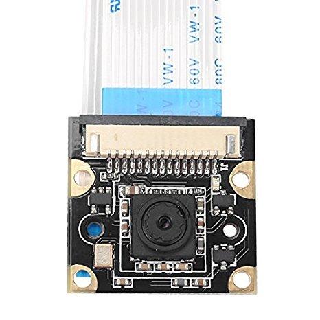 SainSmart Module de webcam à vision 5 MPx 1080pp 720p pour Raspberry Pi