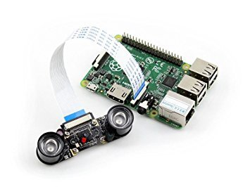 Waveshare Raspberry Pi Camera Module