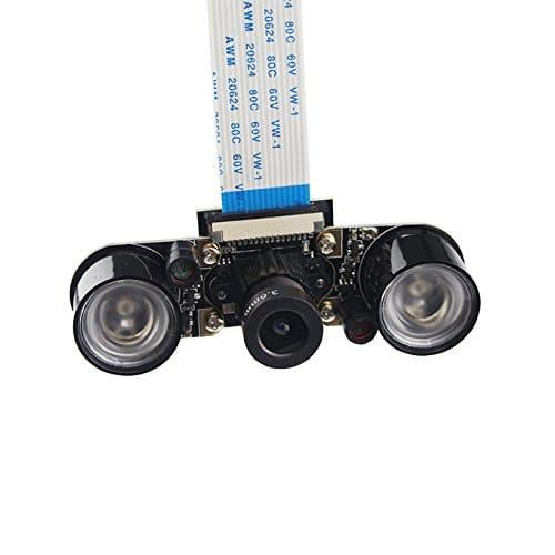 Webcam Kuman 5MP 1080p OV5647