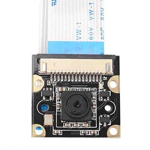 Module Caméra 5MP Webcam Vidéo 1080p 720p pour Raspberry Pi