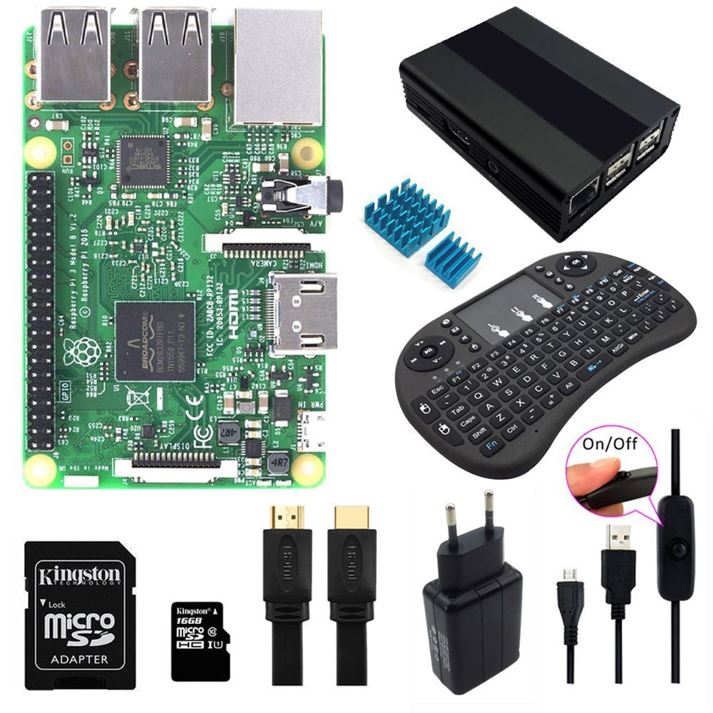 Raspberry starter kit 2
