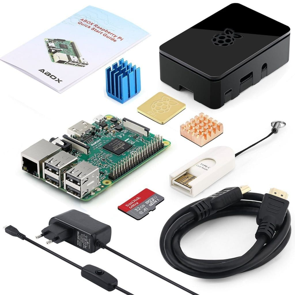 Raspberry Pi Starter Kit 1