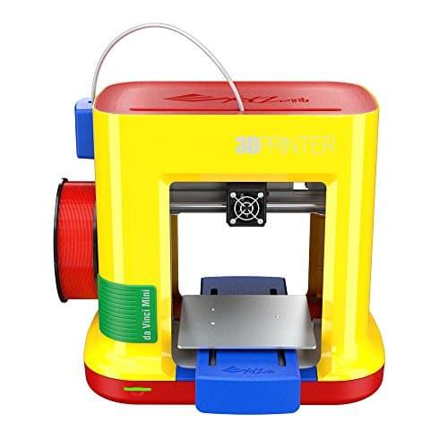 imprimante 3d da vinci minimaker de xyz printing enti rement mont e. Black Bedroom Furniture Sets. Home Design Ideas