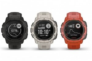 Test montre garmin gps instinct